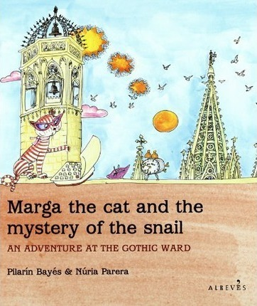 Marga The Cat And The Mystery Of The Snail