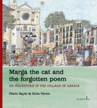 Marga the cat and the forgotten poem