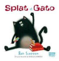 Splat el gato / Splat the cat