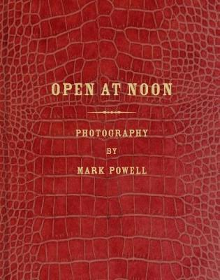 Open at Noon: Mark Alor Powell