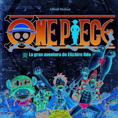 One piece, Eiichiro Oda