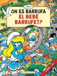 On es barrufa el bebè Barrufet?