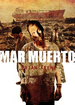 Mar muerto Cover Image