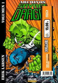 Pack Savage Dragon, vol. 1 y 2