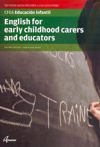 English for early childhood carers and educators