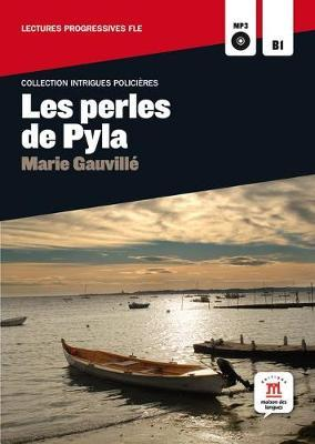 Collection Intrigues Policieres : Les perles de Pyla + CD