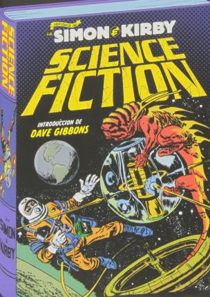 Science-fiction, Los archivos de Joe Simon y Jack Kirby