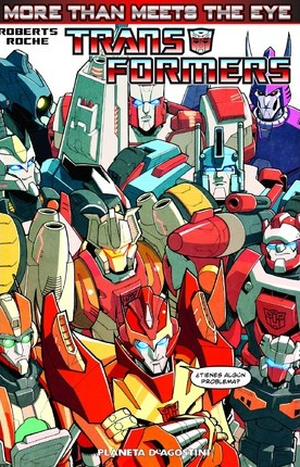 Transformers, More than meets the eye