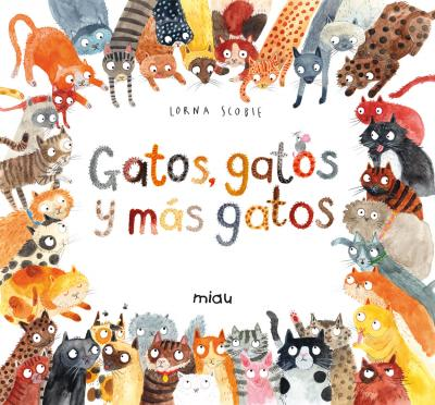 COLLECTING CATS SPANISH