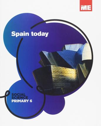 Social Science Modular. Spain Today, 6 Primary