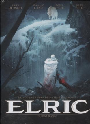 Thebridgelondon-ils.co.uk ELRIC 03: EL LOBO BLANCO image