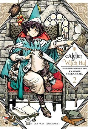 ATELIER OF WITCH HAT N 02