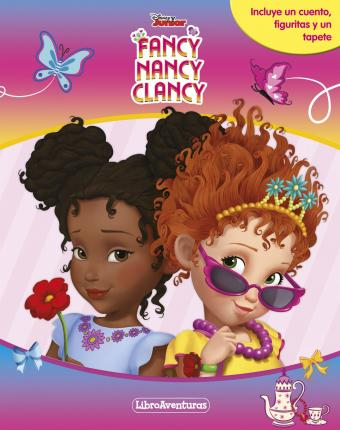Fancy Nancy Clancy Disney Enterprises 9788417529482