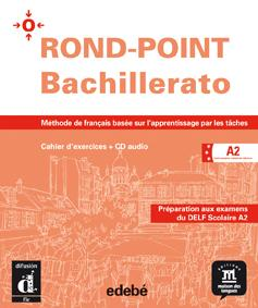 RONDPOINT BACHILLERATO 2 Cahier