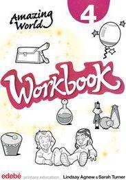 Amazing World, 4 Educación Primaria. Workbook