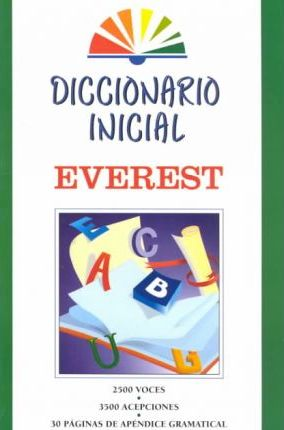 Diccionario Inicial Everest/Everest Beginner Dictionary