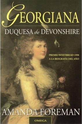 Georgina Duquesa de Devonshire