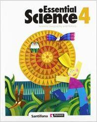 Essential Science 4 Student's Book Pack
