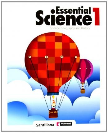 Essential Science 1 Student's Book Pack