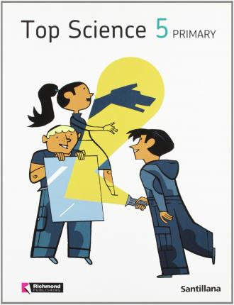 TOP SCIENCE 5 PRIMARY STUDENT'S BOOK