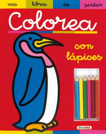 Colorea con lápices / Color with Pencils