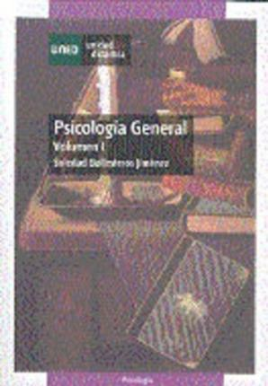 Psicología general Vol. I
