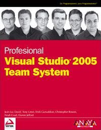 Visual Studio 2005 Team System - Profesional