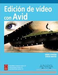 Edicion de video con Avid/ Video with Avid Edition