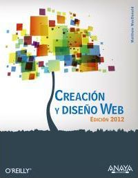 Creacion y diseno Web 2012 / Creating a Website