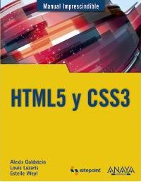 HTML5 y CSS3 / HTML5 and CSS3