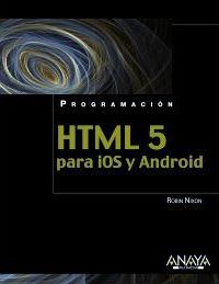 HTML5 para iOS y Android / HTML5 for iOS and Android