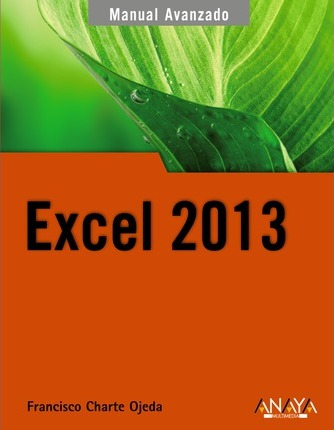 Manual avanzado de Excel 2013 / Excel 2013 Advanced Manual