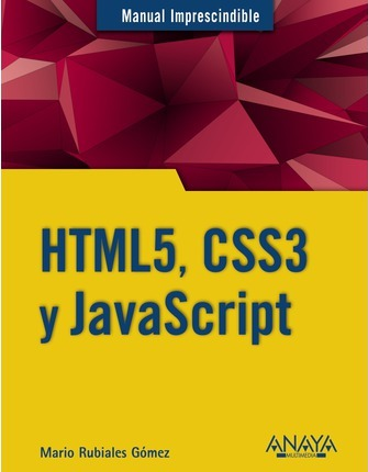 HTML5, CSS3 y Javascript / HTML5, CSS3 and Javascript