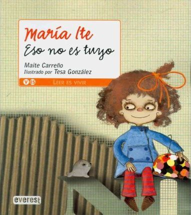 Maria Ite, eso no es tuyo/ Maria Ite, that is not yours
