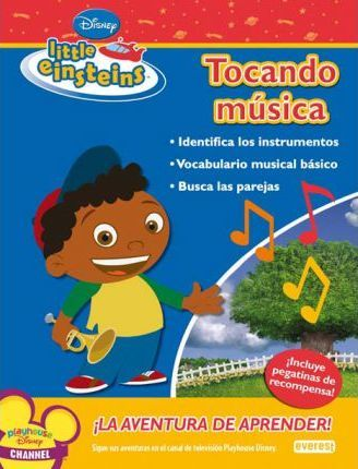 Little Einsteins. Tocando música
