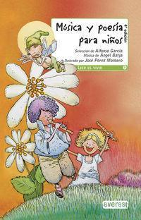 Musica Y Poesia Para Ninos / Music and Poetry for Children