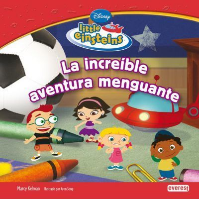 Little Einsteins. La increíble aventura menguante