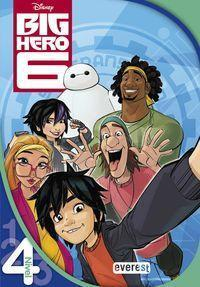 Big hero 6. Lectura nivel 4