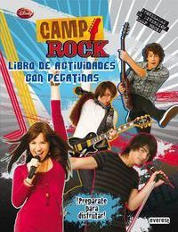 Camp Rock. Get ready to rock