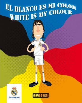 Real Madrid. El blanco es mi color / White is my colour