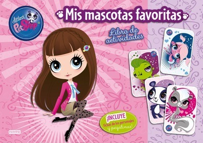 Littlest pet shop. Mis mascotas favoritas