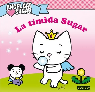 Angel Cat Sugar. La tímida Sugar