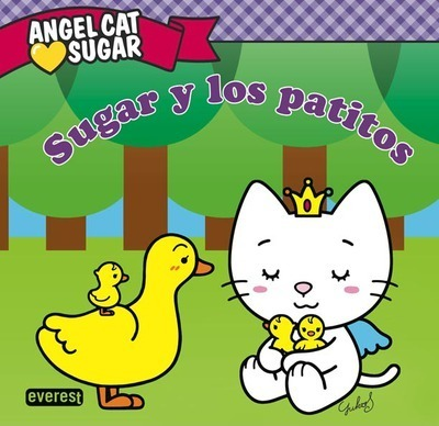 Angel Cat Sugar. Sugar y los patitos