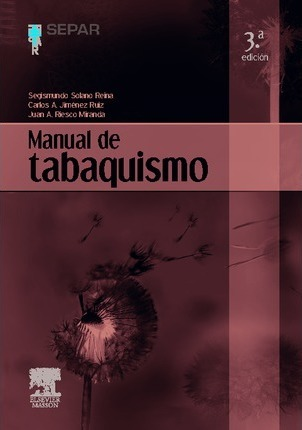 Manual de tabaquismo, 3ª ed.