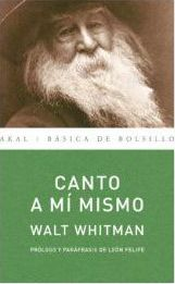 Canto a mi mismo / Sing to myself