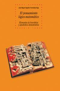El Pensamiento logico-matematico/ The Logical-Mathematical Thought