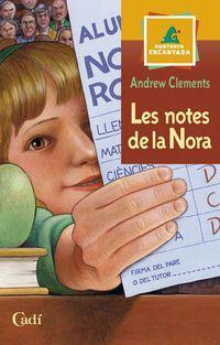 Les notes de la Nora