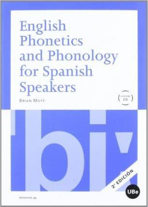 English phonetics and phonology for spanish speakers