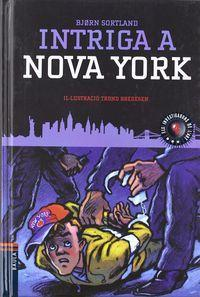 INTRIGA A NOVA YORK -C-