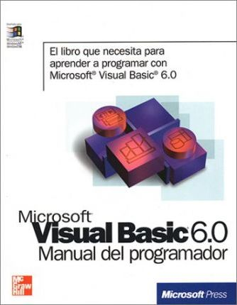 MS Visual Basic 6.0 Manual del Programador